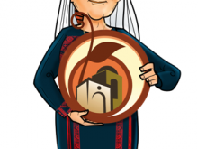Amti Tooteh Character